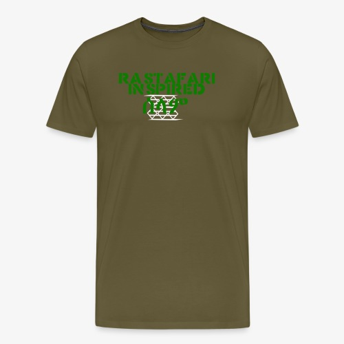 Inspired Rastafari - Men's Premium T-Shirt
