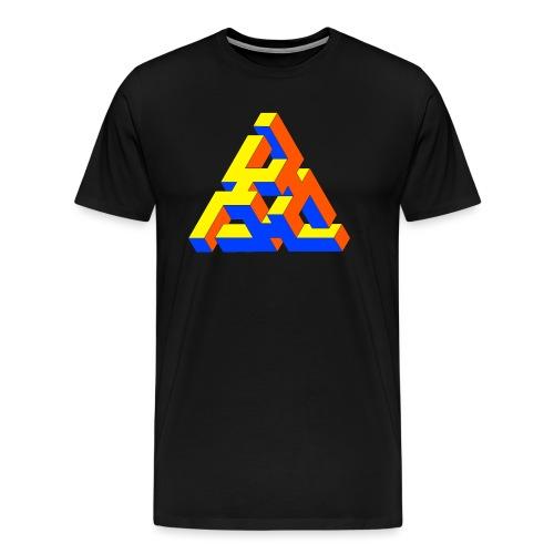 Tribar 008 - Männer Premium T-Shirt