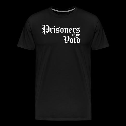 Prisoners of the Void - Premium T-skjorte for menn