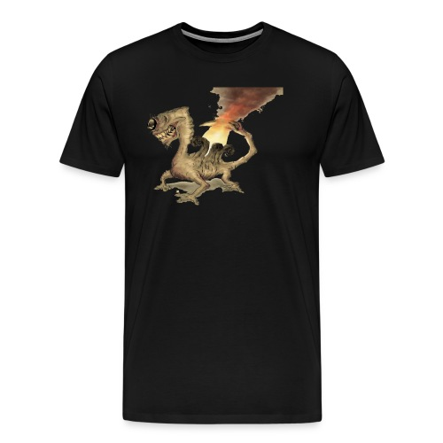 Der Sture Frank - Männer Premium T-Shirt