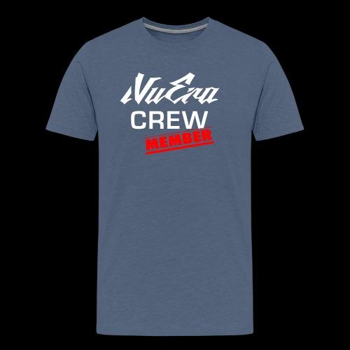 NuEra Crew Logo 2018 - Männer Premium T-Shirt
