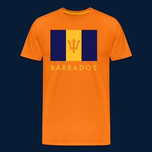 Barbados - Männer Premium T-Shirt