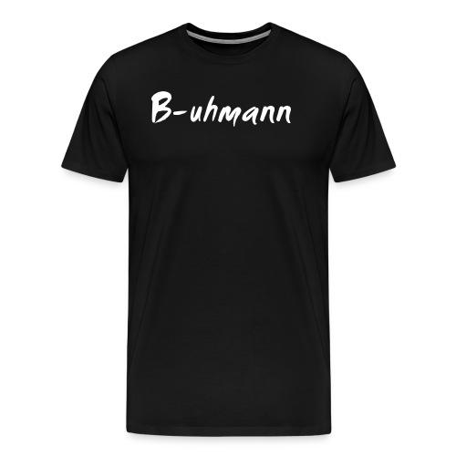 buhmann fun shirt - Männer Premium T-Shirt