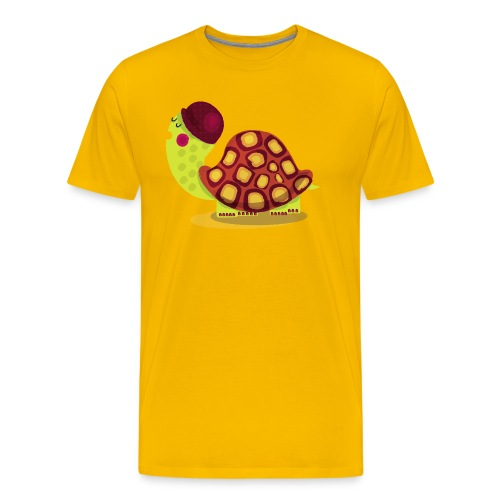 TORTUE - T-shirt Premium Homme