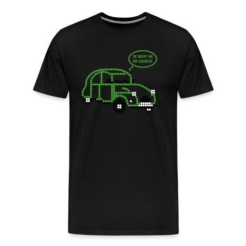 eendje.png - Mannen Premium T-shirt