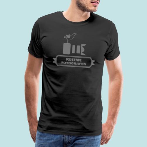 Kleine Fotografen AI SW - Männer Premium T-Shirt