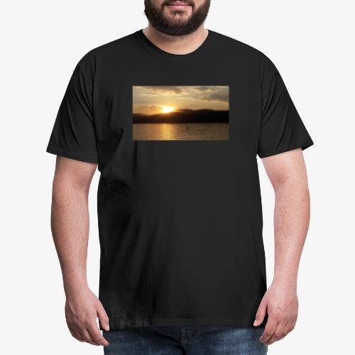 Der Wörthersee - Männer Premium T-Shirt