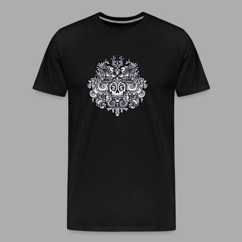 xibalba black - Men's Premium T-Shirt