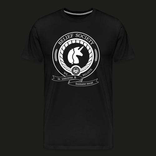 Belief Society III - Männer Premium T-Shirt