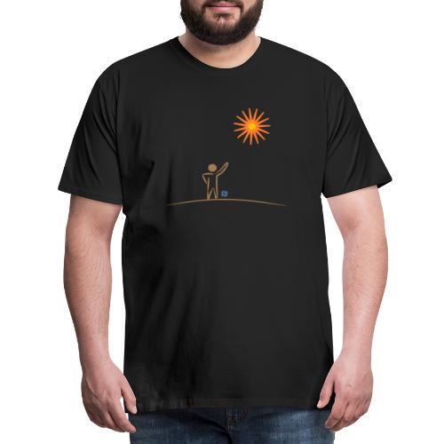 Stern von Bethlehem - Männer Premium T-Shirt