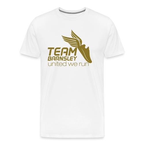 Team Barnsley - Men's Premium T-Shirt