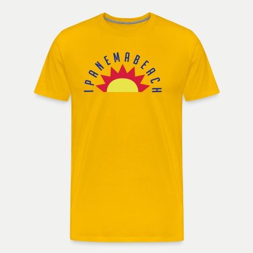 Ipanema Beach - Men's Premium T-Shirt