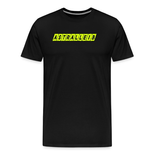 astralleib - Männer Premium T-Shirt