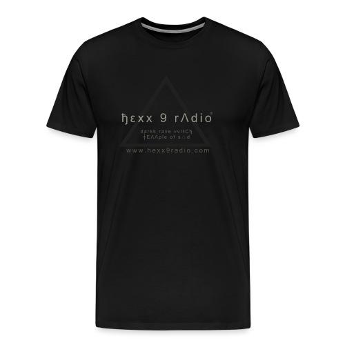 ђεƔƔ 9 radio tshirt - Men's Premium T-Shirt