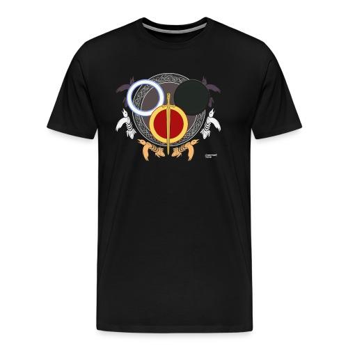 Le Cattedrali - Maglietta Premium da uomo