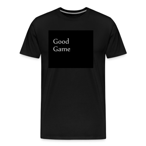 Good Game - Männer Premium T-Shirt