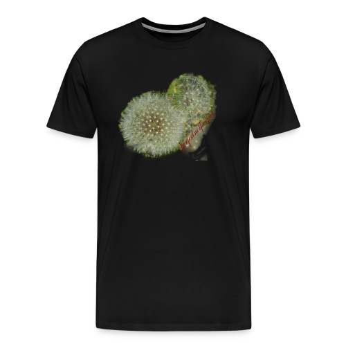 P1060326 Löwenzahn perfec - Männer Premium T-Shirt