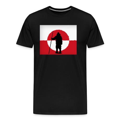 116068480 152187040 Kalaaleq Erfalasutalik - Herre premium T-shirt