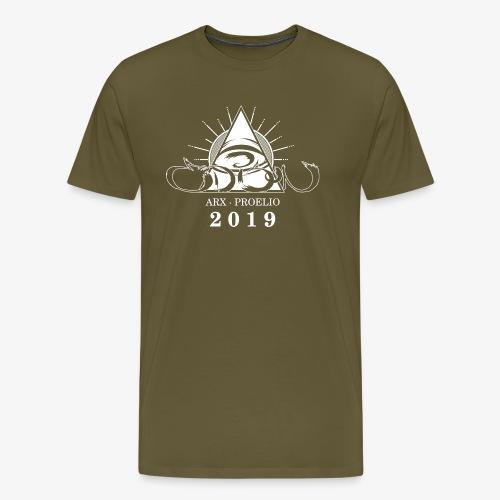 Edison 2019: Arx Proelio - Premium-T-shirt herr