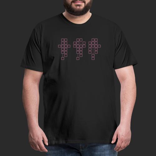 Paladin Talents - Männer Premium T-Shirt
