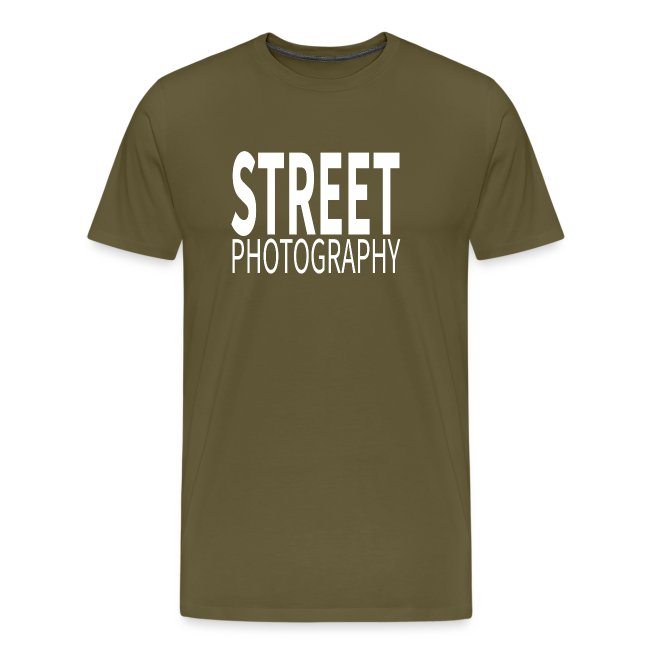 Street Photography T Shirt