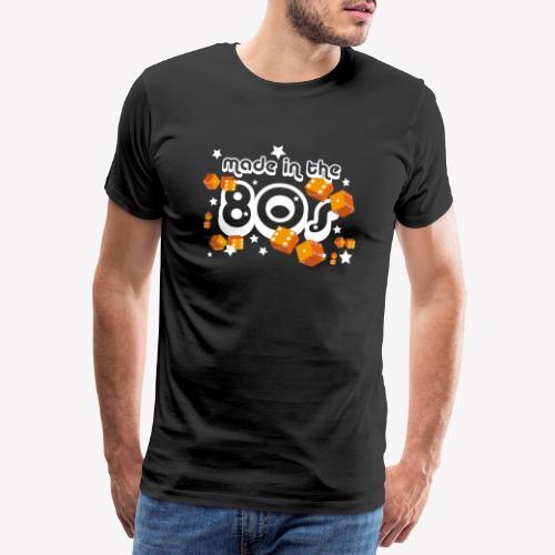 Made in the 80s - Männer Premium T-Shirt