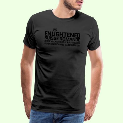 I-LOVE-REALITY Parapluies - T-shirt Premium Homme
