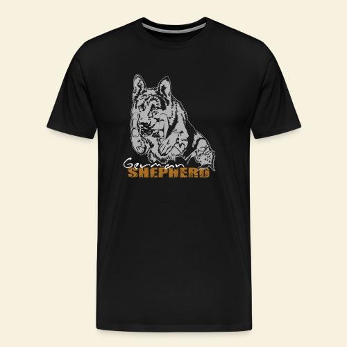 DSH im Sprung - Männer Premium T-Shirt