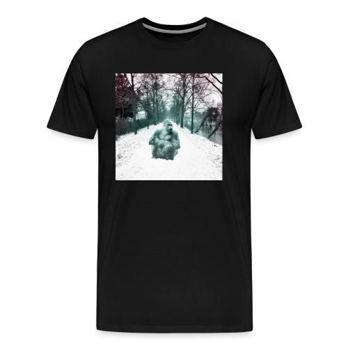 City Winter Jungle - Männer Premium T-Shirt