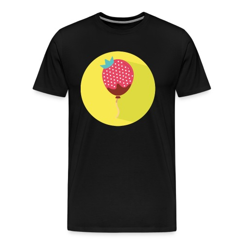 Palloncino // Strawberry - Maglietta Premium da uomo