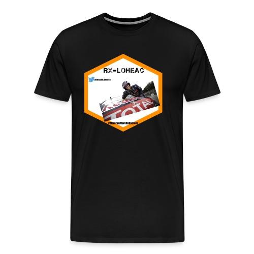 rxloheac new logo grand format png - T-shirt Premium Homme