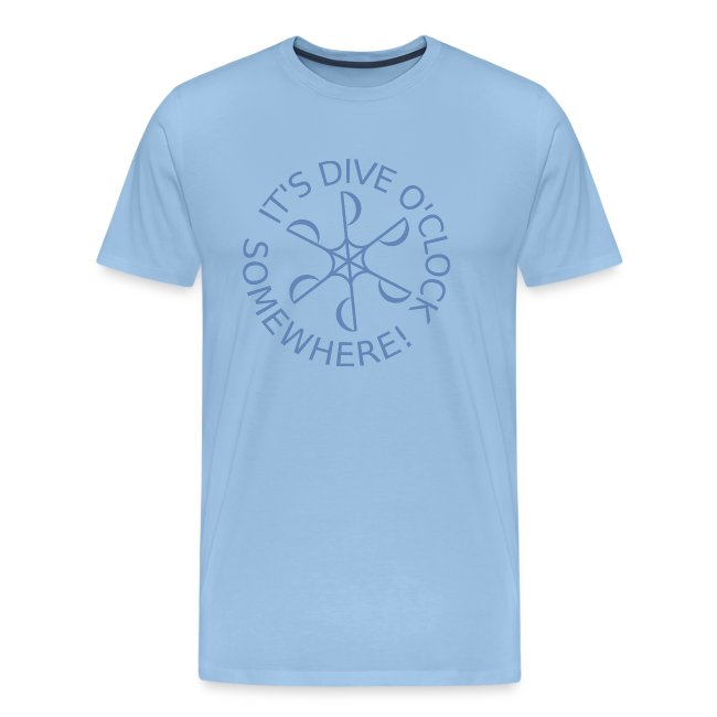 Dive o clock Light Blue