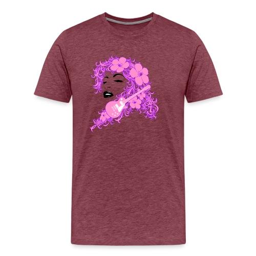 Lady Flo - Maglietta Premium da uomo