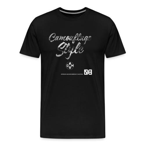 Domezockt-Camouflage - Männer Premium T-Shirt