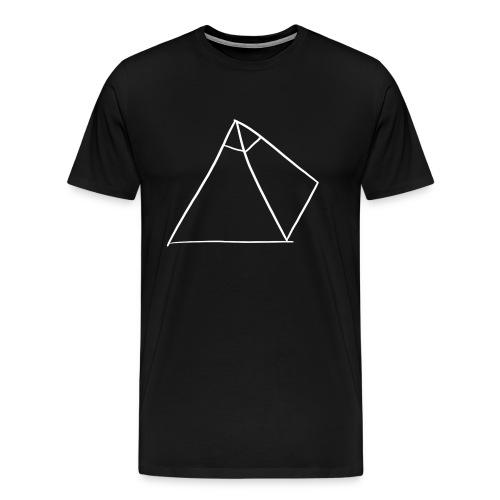 Casquette avec logo (Noir) - T-shirt Premium Homme