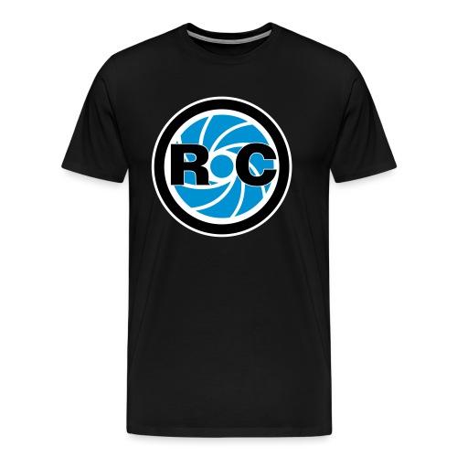 Bikonkav Cap - Männer Premium T-Shirt