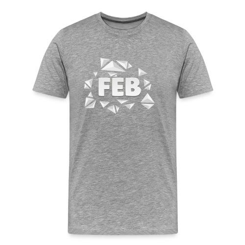 FebMerch - Men's Premium T-Shirt