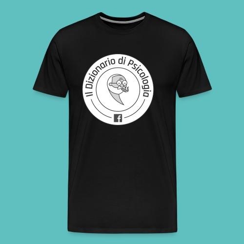 Il Dizionario Di Psicologia - Maglietta Premium da uomo