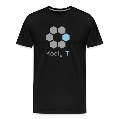 Koaly-T Logo - Männer Premium T-Shirt