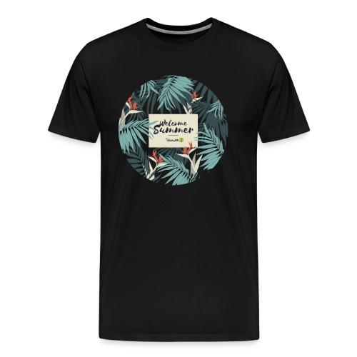 Tropical Mounwar 1 - T-shirt Premium Homme