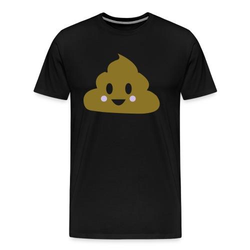 crotte ou crème - T-shirt Premium Homme
