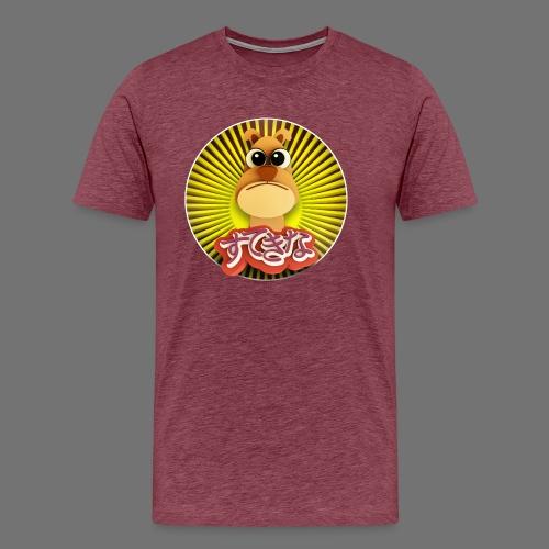 Nice Dog - Men's Premium T-Shirt