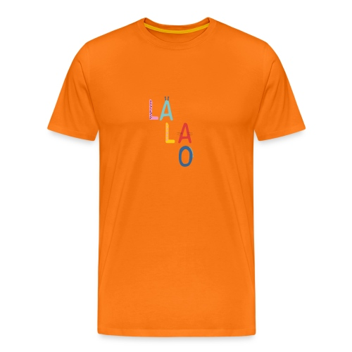 Lalao - Maglietta Premium da uomo