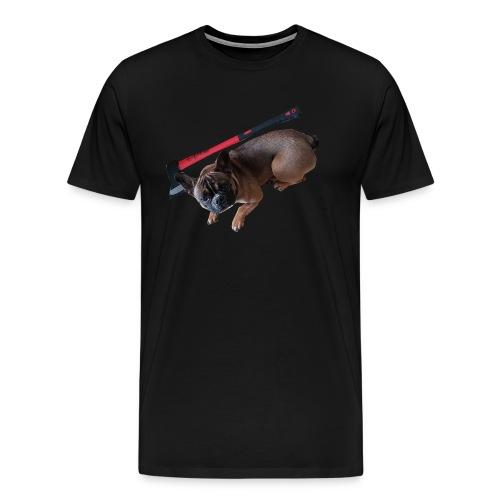 Bully kennt die Antwort - Männer Premium T-Shirt