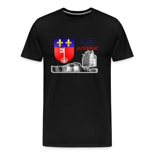 49 Angers - T-shirt Premium Homme
