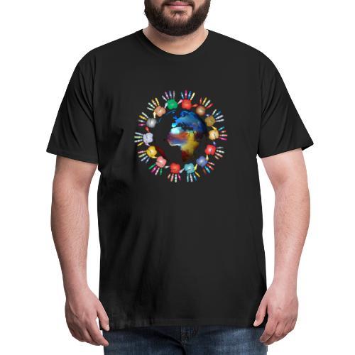 color the world - Männer Premium T-Shirt