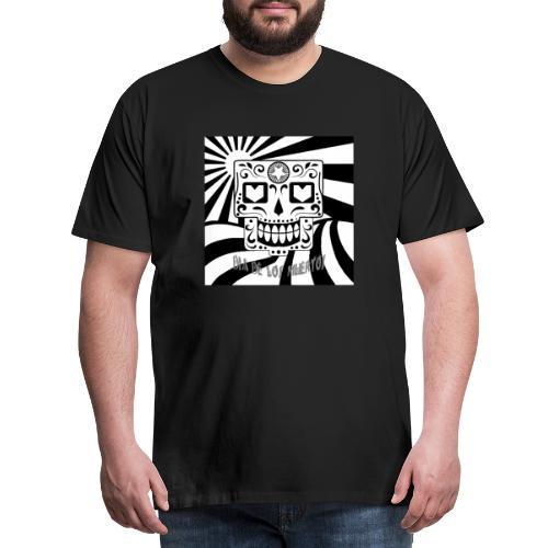 dia de los muertos - Männer Premium T-Shirt