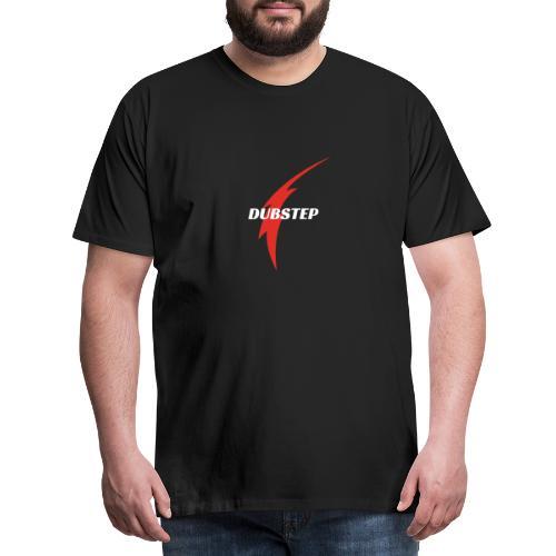 Dubstep - Maglietta Premium da uomo