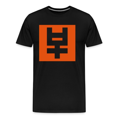 logo ohnerahmen - Men's Premium T-Shirt