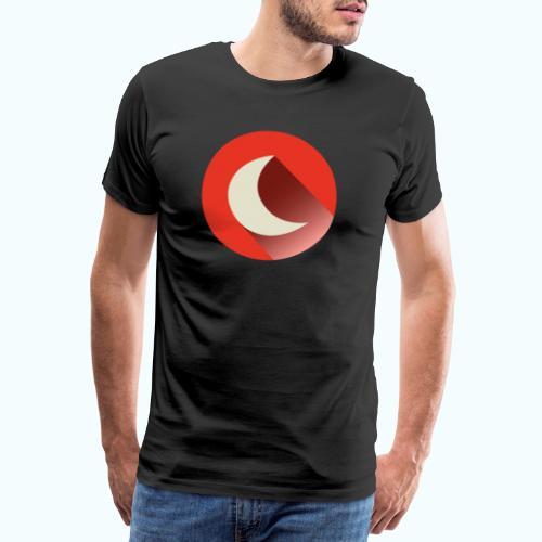 crescent - Men's Premium T-Shirt